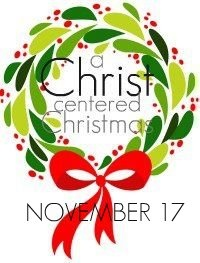 A Christ-Centered Christmas {Link Party}