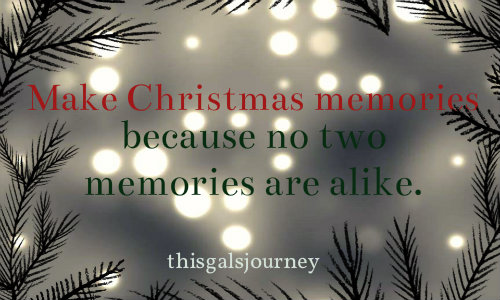 Just Like Snowflakes {The Magic of A Childhood Christmas Series}