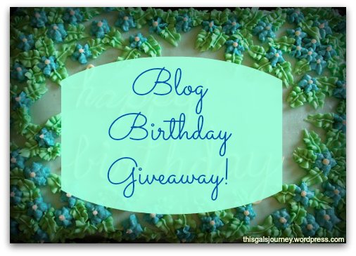 More Birthday Fun – {Devotional GIVEAWAY}