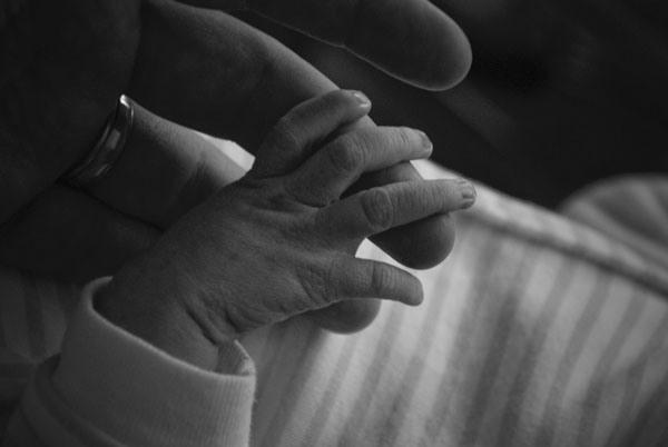 Prayer for a Baby Boy